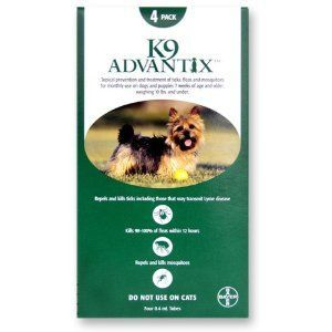 Advantix K9 Flea & Tick