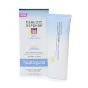 Neutrogena Healthy Defense Daily Moisturizer SPF 45, Untinted