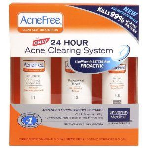 Acnefree 3 Step System Reviews Viewpoints Com