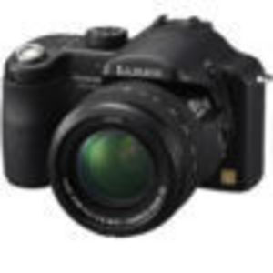 Panasonic LUMIX Digital Camera DMC-FZ30