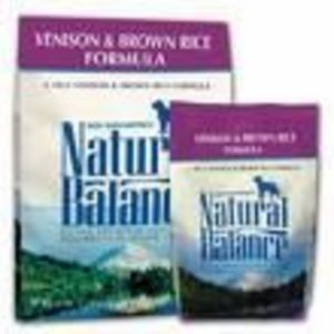 Natural Balance Ultra Premium Formula Dry Dog Food