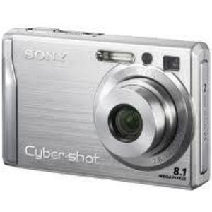 Sony - Cybershot W90 Digital Camera