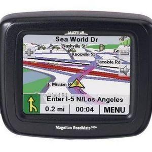 Magellan RoadMate 2000 Portable GPS Navigator