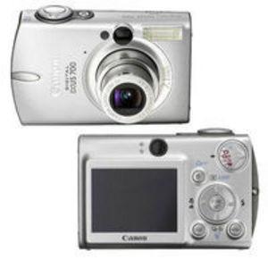 Canon - PowerShot SD500