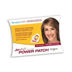 Nexagen USA Jen Fe Power Patch