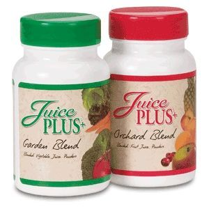 Juice Plus+ Fruit and Vegetable Supplements