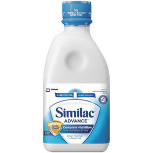 Similac Advance Ready to Feed Baby Formula