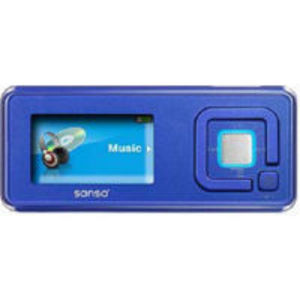 SanDisk - Sansa c250 2GB MP3 Players