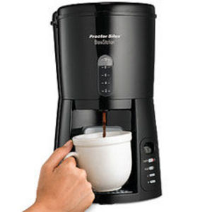 Proctor Silex 10-Cup Programmable BrewStation Dispensing Coffeemaker