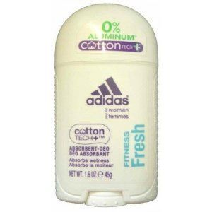 Adidas Cotton Tech Aluminum Free Deodorant - Fitness Fresh