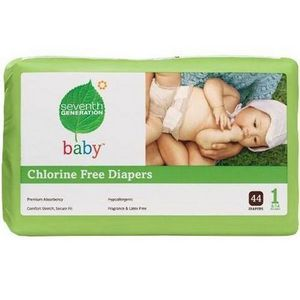 Seventh Generation Chlorine-Free Diapers