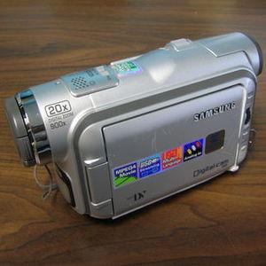 Samsung SCD107 Camcorder