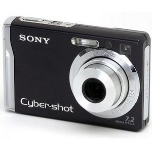 Sony - Cybershot W80 Digital Camera