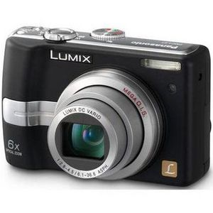 Panasonic LUMIX Digital Camera DMC-LZ7