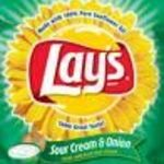 Lay's - Sour Cream and Onion Chips
