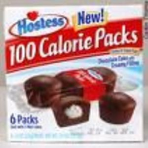 Hostess - 100 Calorie Cupcakes