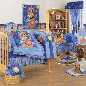 Kidsline Serendipity Noah's Ark Crib Bedding