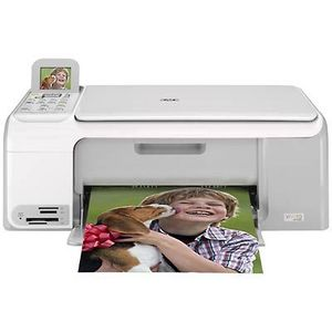 HP Photosmart All-In-One Printer