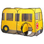 Twist'N Fold Pop-up Bus Play Tent