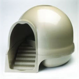 Booda Dome Clean Step Litter Box