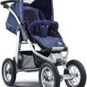 Zooper Kroozer 4WD Stroller