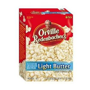 Orville Redenbacher - Gourmet Microwavable Popcorn, Butter Light