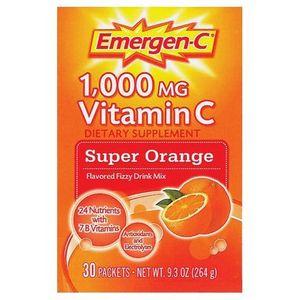 Emergen-C Vitamin C Fizzy Drink Mix