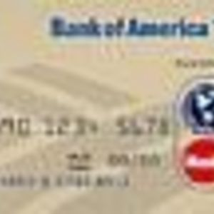 Bank of America - WorldPoints Platinum Plus MasterCard