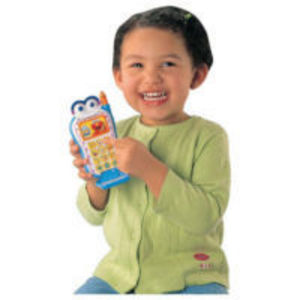 Fisher-Price Elmo's World Cell Phone