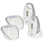 Graco imonitor Duo Multi-Child Digital Baby Monitor