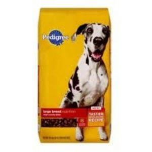 Pedigree Large Breed Nutrition Dry Food