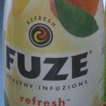 Fuze - Healthy Infuzions refresh peach mango