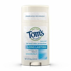 Tom's of Maine Natural Deodorant Stick - Unscented