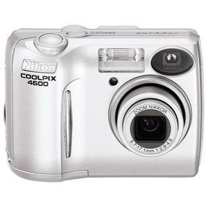 Nikon - Coolpix 4600 Digital Camera