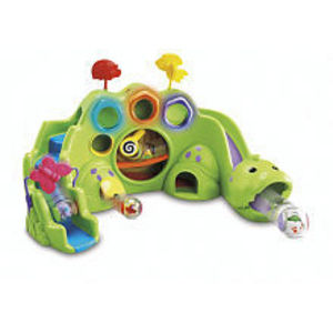 Fisher-Price Roll-arounds Drop n Roar Dinosaur