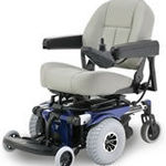 Pride Mobility Quantum 1107 Power Wheelchair