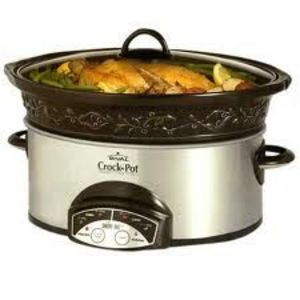 Rival 5-Quart Programmable Slow Cooker