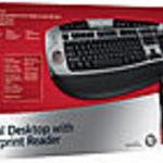 Microsoft Optical Desktop with Fingerprint Reader