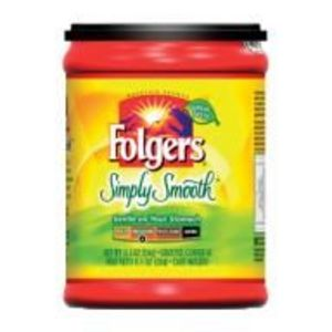 Folgers Simply Smooth Coffee