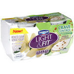 Dannon Light & Fit Crave Control Yogurt