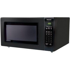 Panasonic 1250 Watt 2 2 Cubic Feet Inverter Microwave Oven