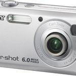 Sony - Cybershot S600 Digital Camera