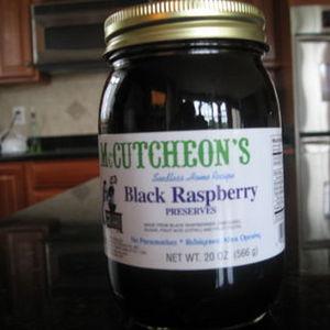 McCutcheon's Black Raspberry Preserves