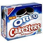 Nabisco - Oreo Cakester