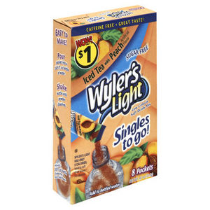 Wyler's - Light Low Calorie Soft Drink Mix