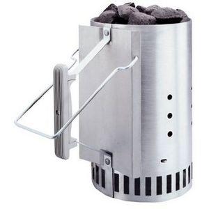 Weber Chimney Starter for Charcoal Grill