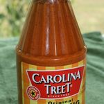 Carolina Treet Original Barbecue Sauce (for chicken mainly)