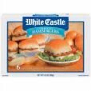 White Castle Microwavable Hamburgers