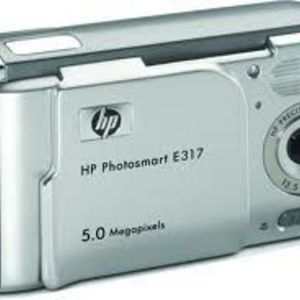 HP - Photosmart E317 Digital Camera