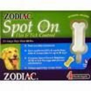 Zodiac Spot On Flea & Tick Control